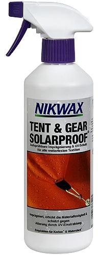 NIKWAX – TENT & GEAR SOLARPROOF - 500ml